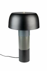 Lampa stołowa MURAS trzykolorowa czarna