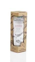 The Natural Family Co, Naturalna pasta do zębów bez fluoru, Sensitive, 110g