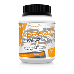 TREC Herbal Energy 120