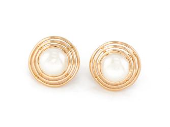Kolczyki pearl - PEARL