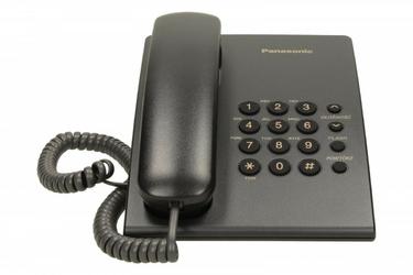 Panasonic KX-TS500 Black przewodowy