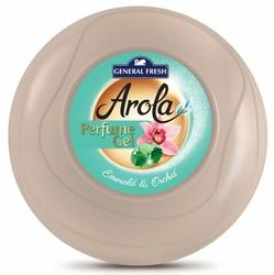 Arola, General Fresh, Prefume Gel, Kula, Emerald  Orchid, odświeżacz powietrza w żelu, 150g