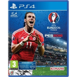 Gra PS4 Pro Evolution Soccer 2016