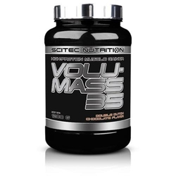SCITEC Volumass 35 - 1200g - Dark Chocolate