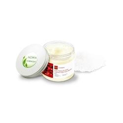 GoCranberry, Solny Peeling Do Ciała z Masłem Shea i Solą z Bochni, 200ml