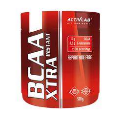 ACTIVLAB BCAA Xtra INSTANT- 500g - Orange
