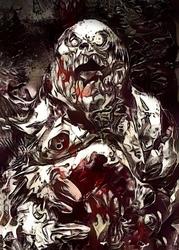 Legends of Bedlam - Abomination, Warcraft - plakat Wymiar do wyboru: 61x91,5 cm