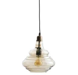 Be Pure :: Lampa wisząca PURE VINTAGE - transparentny || mosiężny