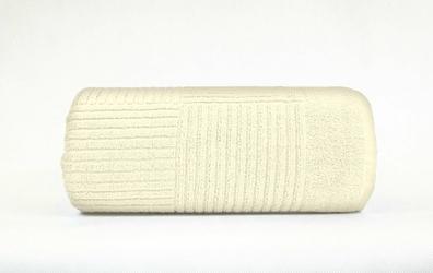Ręcznik ENIGMA Frotex KREMOWY - kremowy