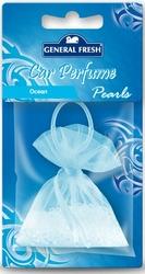 General Fresh, Car Perfume Pearls, Ocean, odśweżacz samochodowy, 1 sztuka