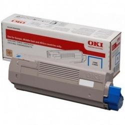 Toner Oryginalny Oki C823C833C843 7K 46471103 Błękitny - DARMOWA DOSTAWA w 24h