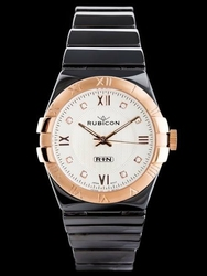Damski zegarek RUBICON RNPD33 - CERAMICZNY zr565b