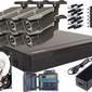 Zestaw 4w1, 6x Kamera FULL HDIR30, Rejestrator 8ch, 1TB - Szybka dostawa lub możliwość odbioru w 39 miastach