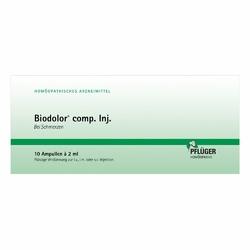 Biodolor comp. Inj. Amp.