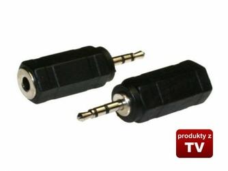 Adapter - Przejściówka mini 3,5 -2,5 Micro Jack