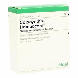 Colocynthis Homaccord ampułki