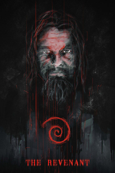 Zjawa Leonardo DiCaprio - plakat premium Wymiar do wyboru: 30x45 cm