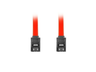 LANBERG Kabel SATA III6GBS 70cm CA-SASA-14CU-0070-R