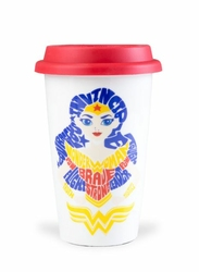 DC Super Hero Girls Girls Are Taking Over - kubek