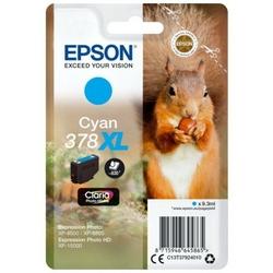 Tusz Oryginalny Epson T3792 C13T37924010 Błękitny - DARMOWA DOSTAWA w 24h