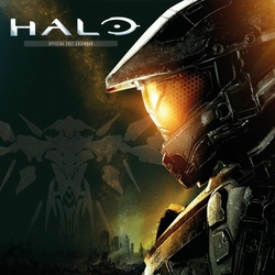Halo - oficjalny kalendarz 2017