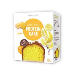 Body Attack Low Carb Protein Cake 150 g Cytrynowe Ciasto Proteinowe - Lemon