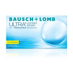 Bausch+Lomb Ultra for Presbyopia, 6 szt.