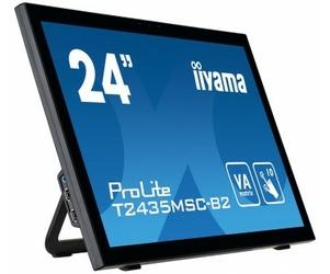 Monitor LED IIYAMA T2435MSC-B2 24 dotykowy - Szybka dostawa lub możliwość odbioru w 39 miastach
