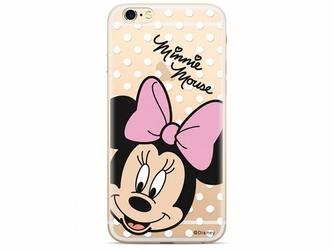 Etui z nadrukiem Disney Minnie 008 Apple iPhone X