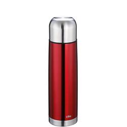 Termos stalowy 0,75 Litra Cilio czerwony CI-543360