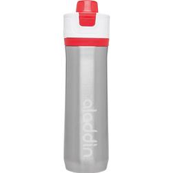 Butelka stalowa z ustnikiem Active Hydration Aladdin czerwona AL-10-02674-003