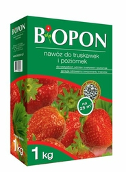 Biopon, nawóz granulowany do truskawek, 1kg