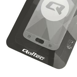 Qoltec Hartowane szkło ochronne Premium do Samsung Galaxy S7 edge       pełne