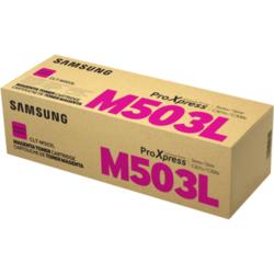 Wkład z purpurowym tonerem o wysokiej wydajności Samsung CLT-M503L