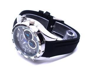 Zegarek szpiegowski mini kamera FULL HD 1080i 16GB IR - Szybka dostawa lub możliwość odbioru w 39 miastach