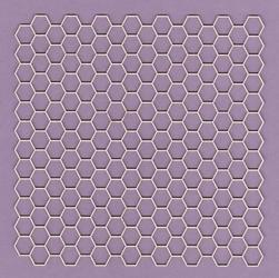 Panel 15x15 cm - plastry miodu - PMI