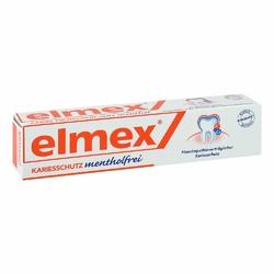 Elmex pasta do zębów bez mentolu