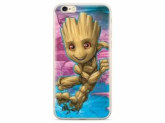 Etui z nadrukiem Marvel Groot 001 Apple iPhone X