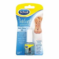 Scholl Velvet Smooth pielęgnacyjny olejek do paznokci