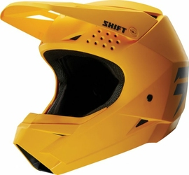 SHIFT WHIT3 YELLOW KASK OFF-ROAD