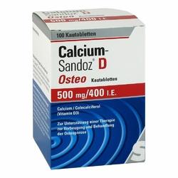 Calcium Sandoz D Osteo Kautabl.