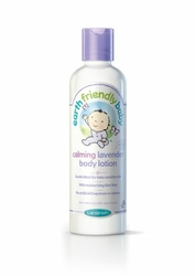 Earth Friendly Baby, Organiczny Balsam do Ciała z Lawendą, 250ml