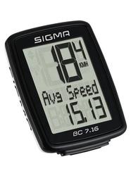 Licznik rowerowy Sigma BC 7.16