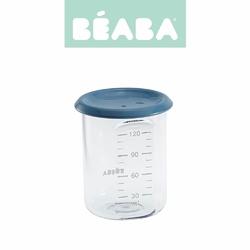 Beaba, Słoiczek z hermetycznym zamknięciem 120 ml blue