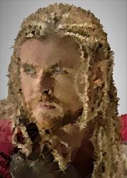 POLYamory - Thor, Marvel - plakat Wymiar do wyboru: 20x30 cm