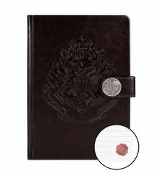 Harry Potter Hogwarts Crest - notes