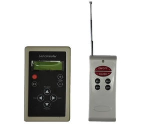Sterownik LED RGB do taśm z układem IC HL1606