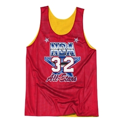 Koszulka Mitchell  Ness NBA Los Angeles LakersAll Star 1991 Magic Johnson - Magic Johnson