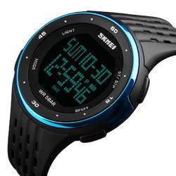 Zegarek sportowy SKMEI 1219 CHRONOGRAF blue - BLUE