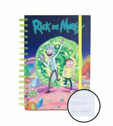 Rick and Morty Portal - notes